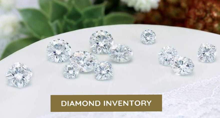 Diamond Inventory At Morande Jewelers