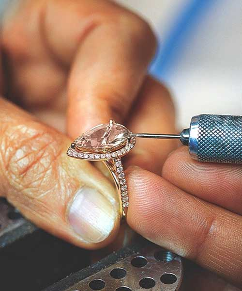 Jewelry Repair At Morande Jewelers