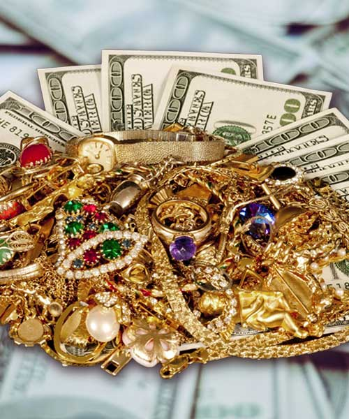 We Buy Gold At Morande Jewelers